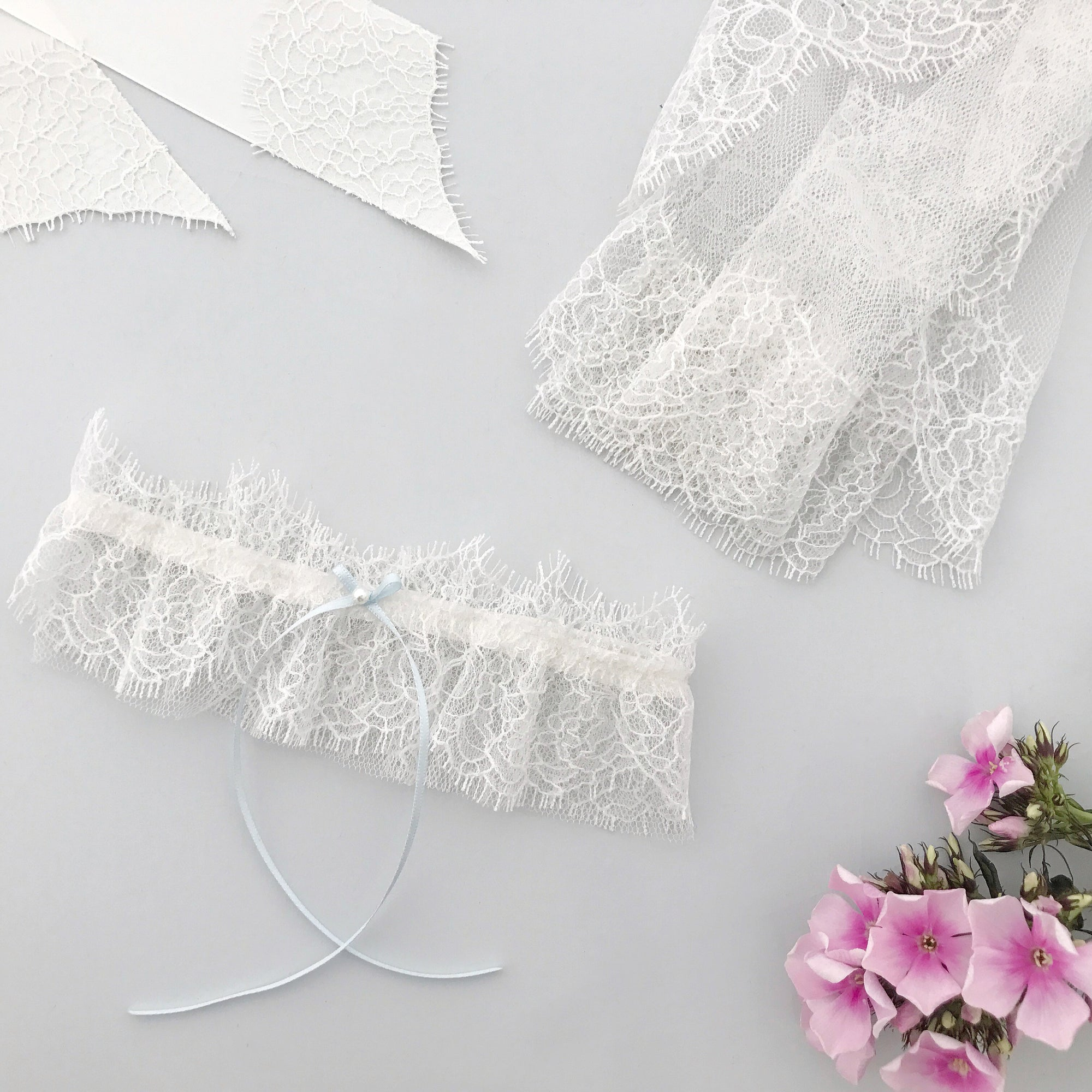 Different Types of Lace And Fabrics we Use