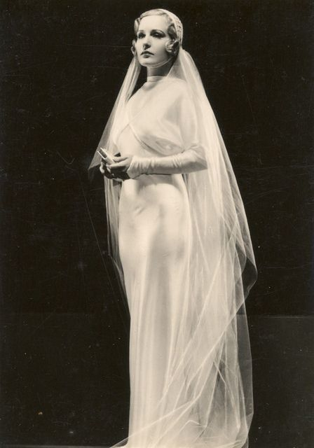 veils through the decades