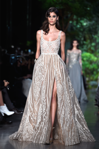Elie Saab Paris Couture Week