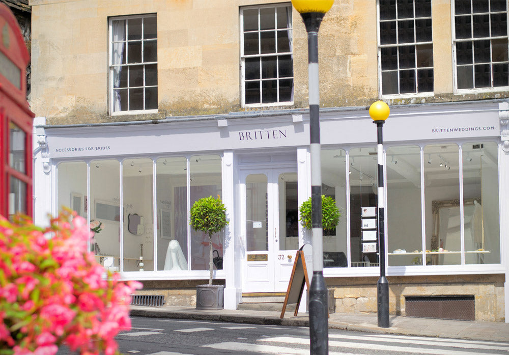 Bradford on Avon Bridal Shop