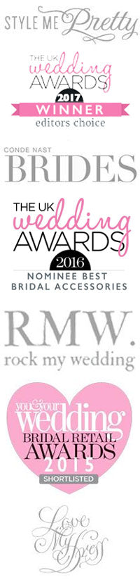 Britten veils and accessories awards and features