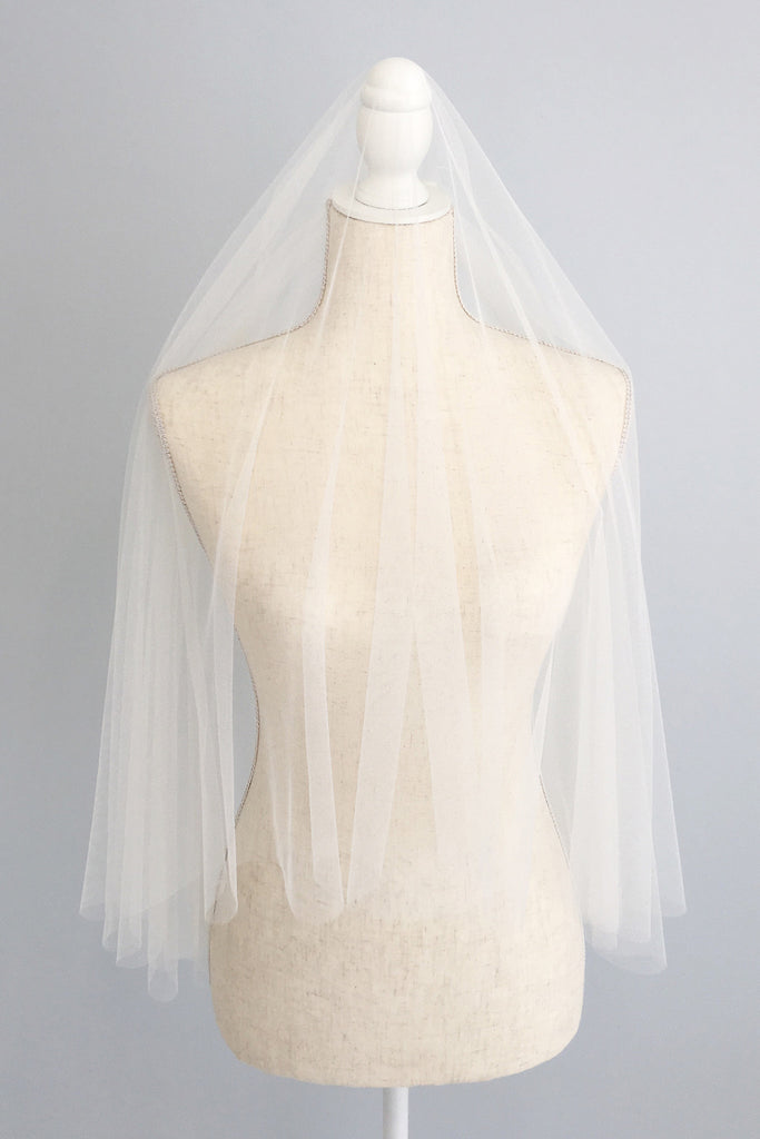 Deliciously Ella wedding veil