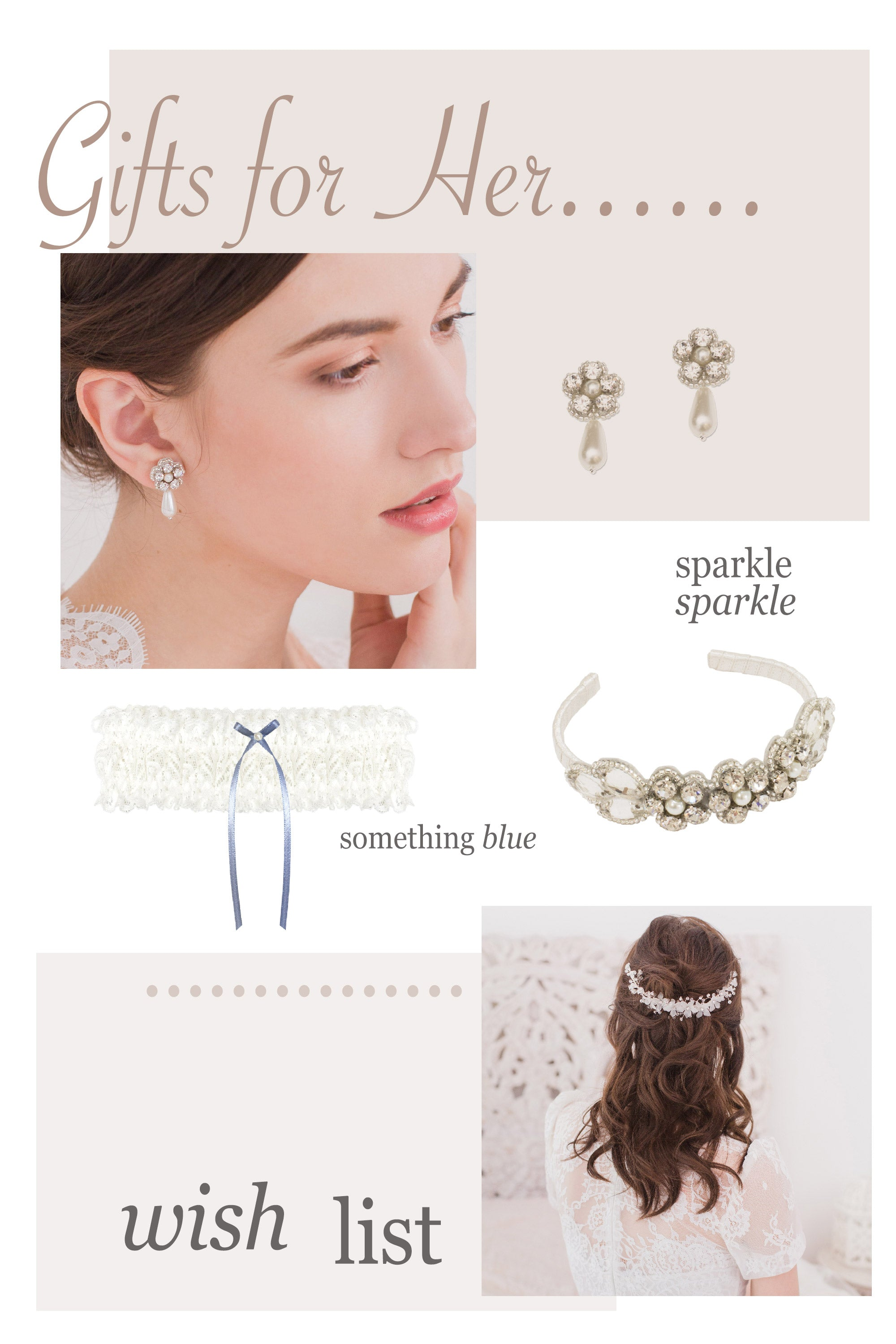 Gifts for brides