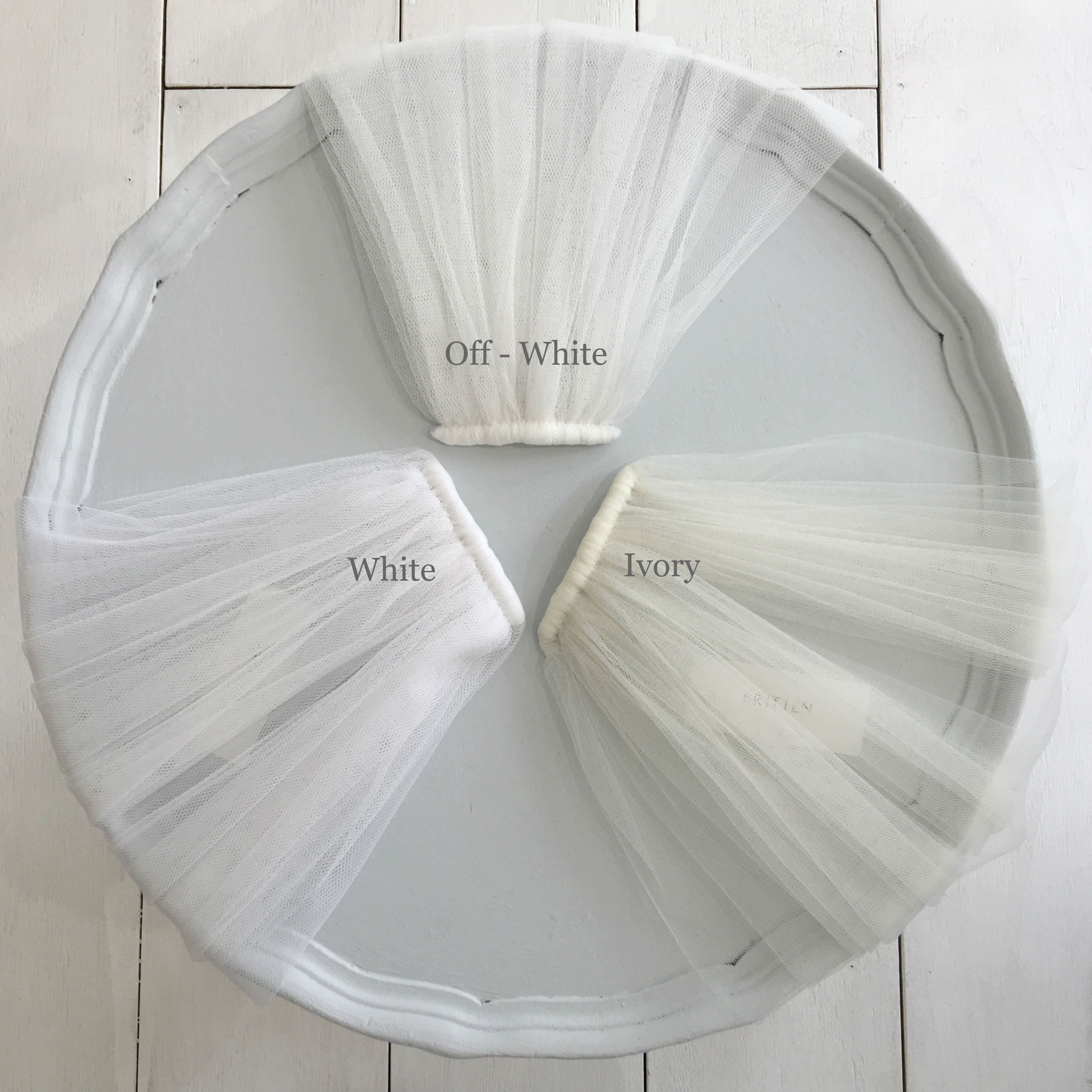 How To Choose Your Veil Colour
