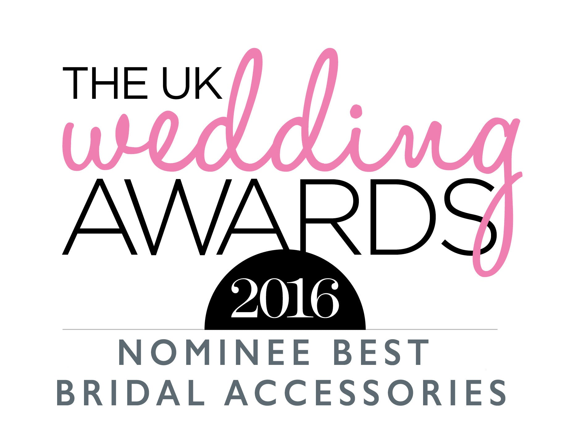 UK wedding awards 2016