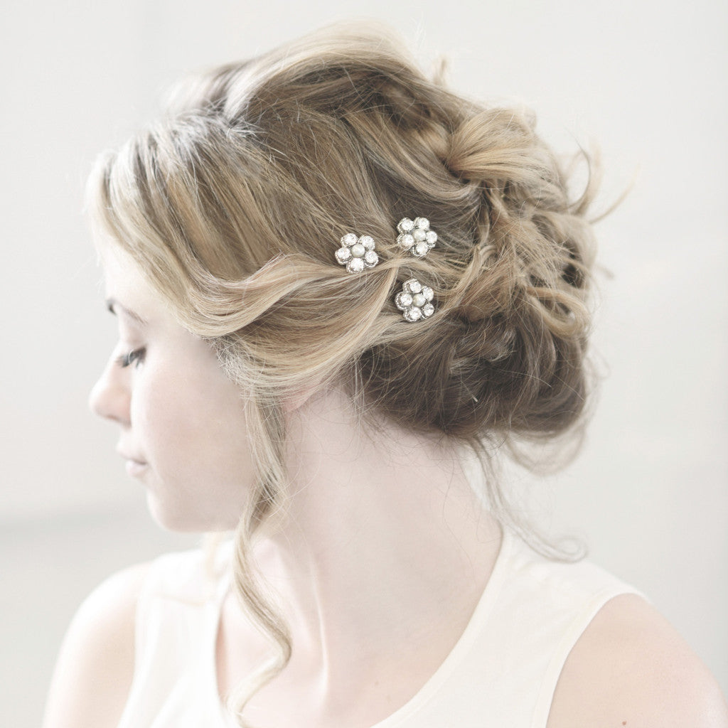 Britten Weddings Hairpin Collection