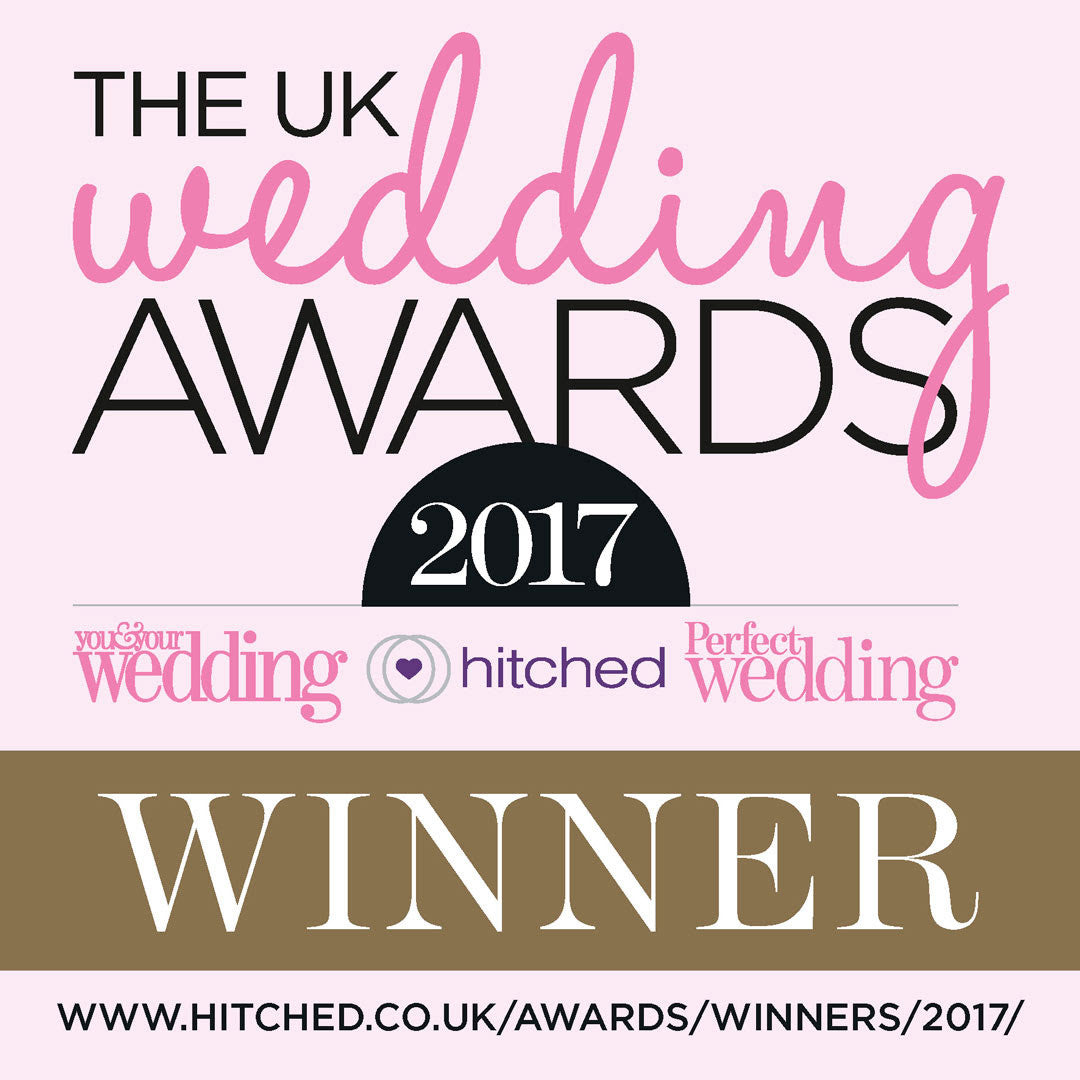 uk wedding awards 2017
