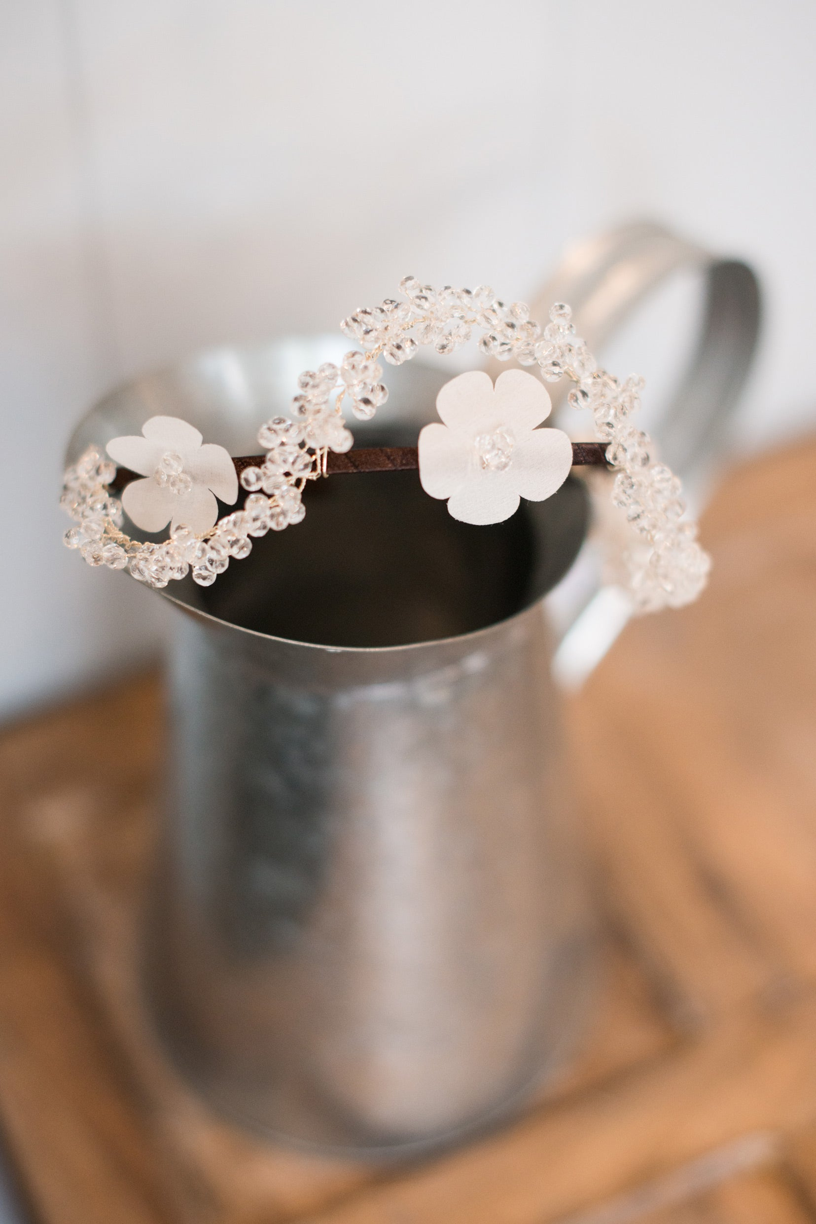 Britten weddings headband