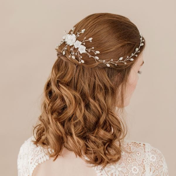 Wedding Hair Multipieces