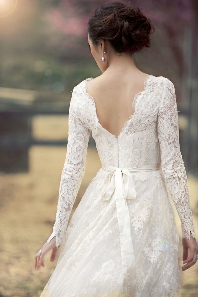 Winter wedding dress inspiration