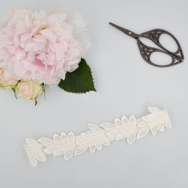Lace Bridal Garters