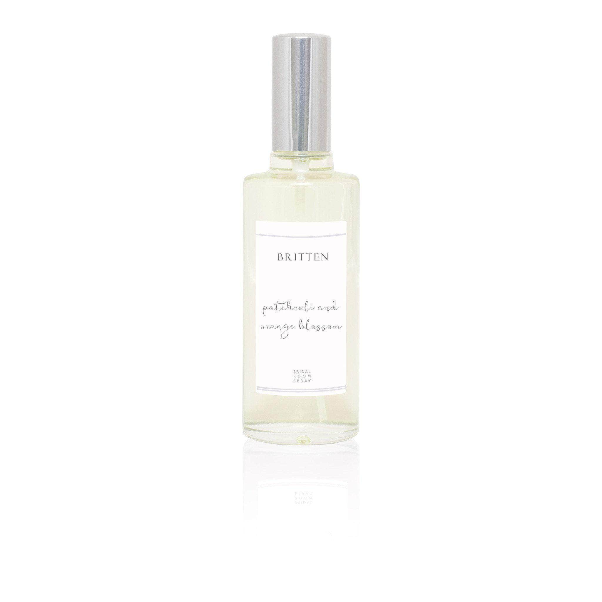 Patchouli & Orange Blossom Essential Oils Luxury Room Spray