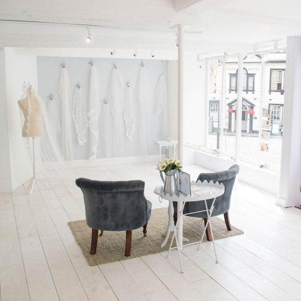 Book a styling session at the Britten boutique