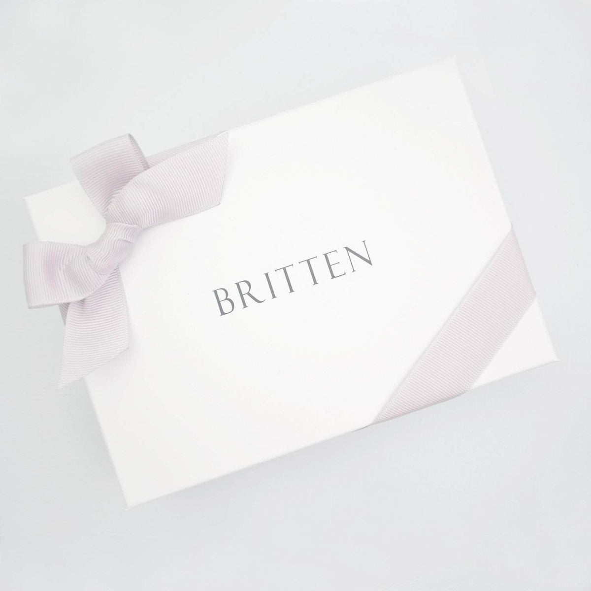 Gift wrapping Luxury Silk Bridal Facemask