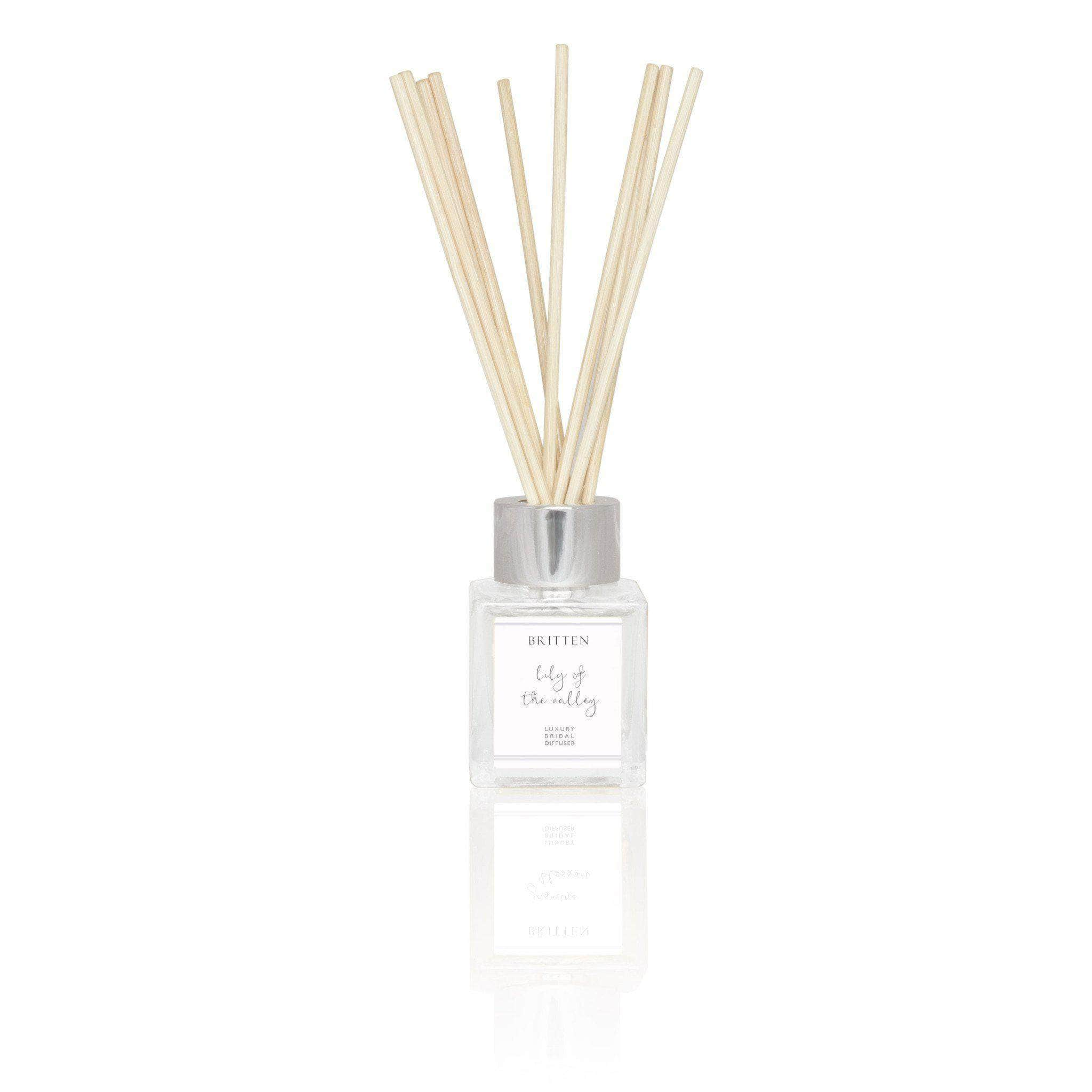 Lily Of The Valley Luxury Bridal Diffuser