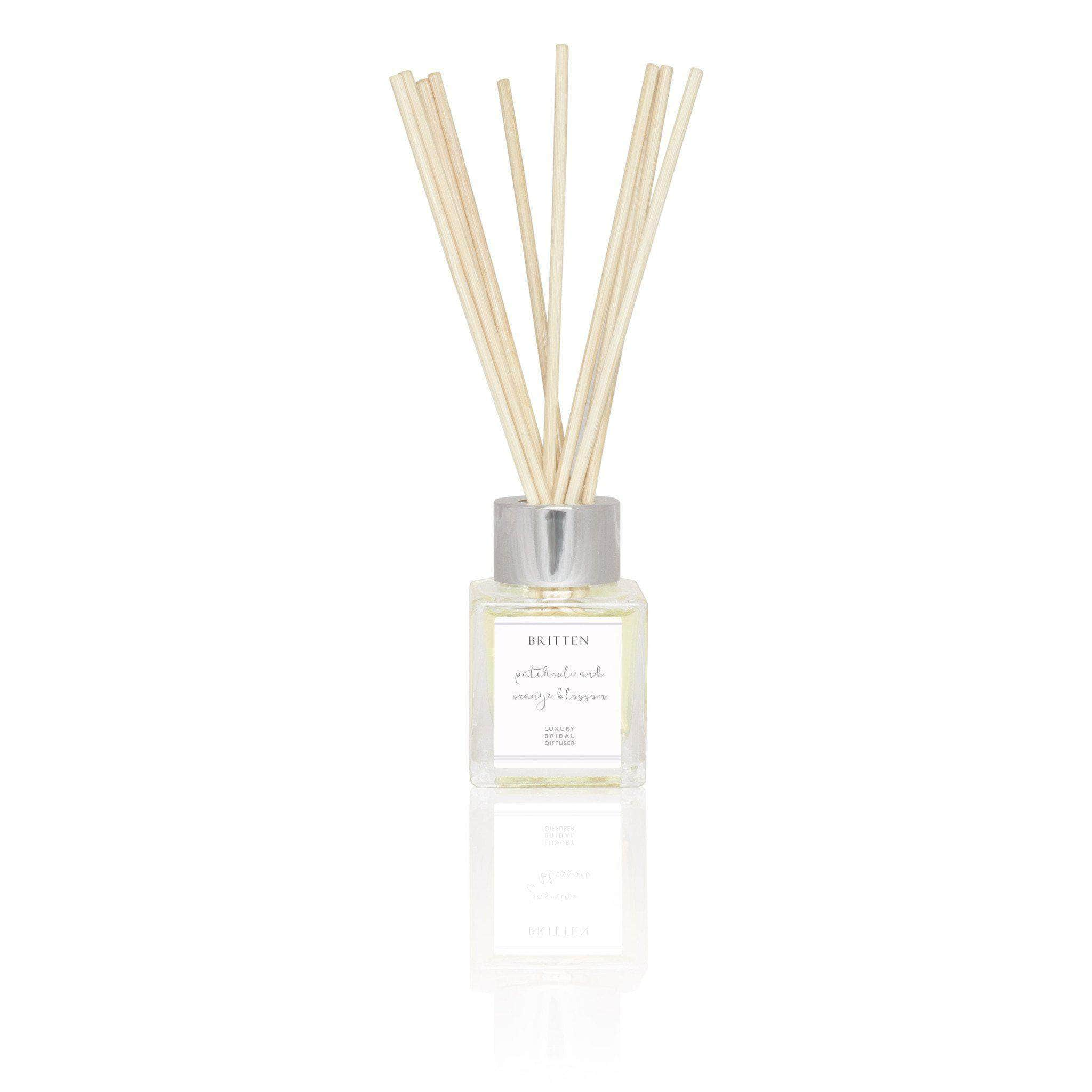 Patchouli & Orange Blossom Luxury Bridal Diffuser