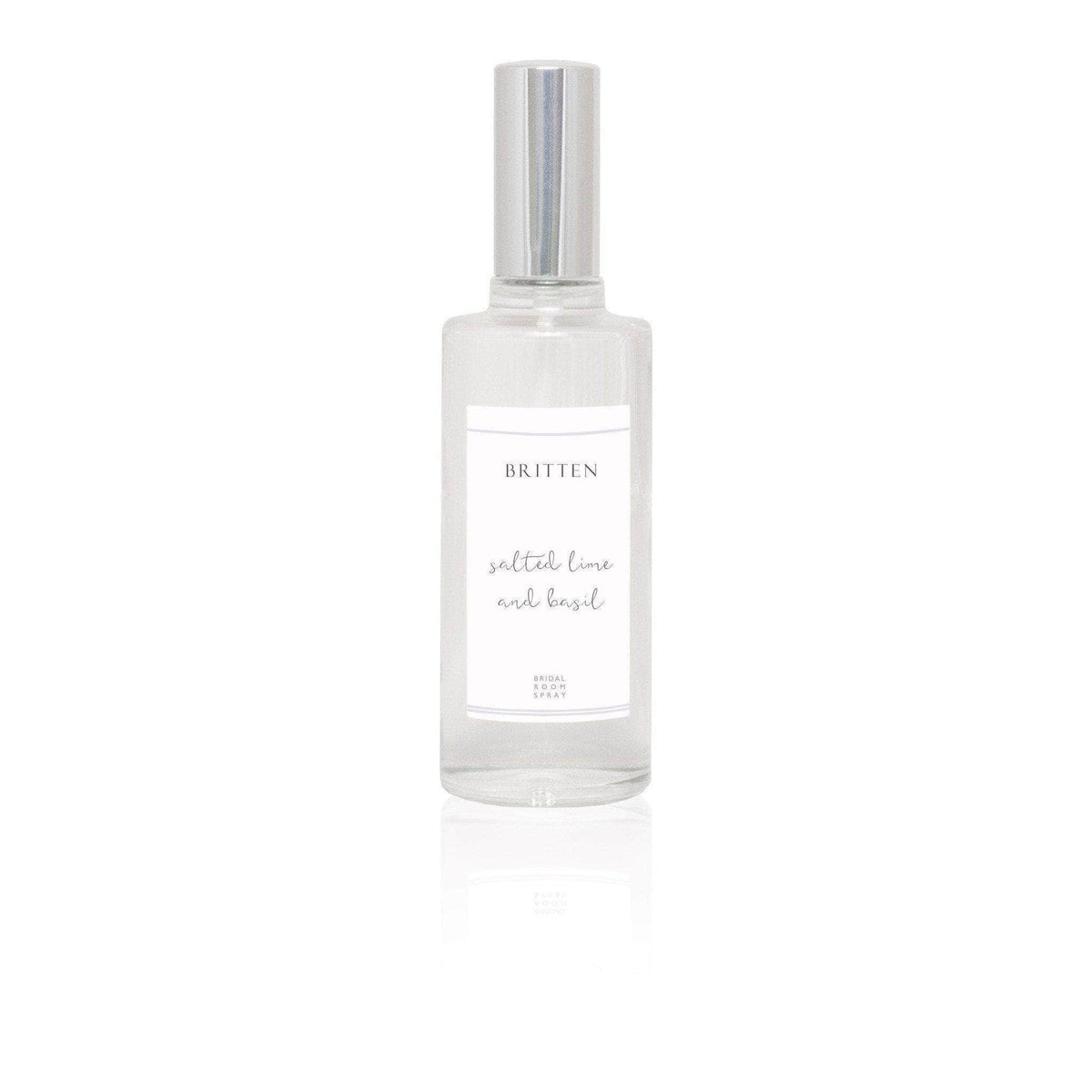 Salted Lime & Basil Luxury Bridal Room Spray