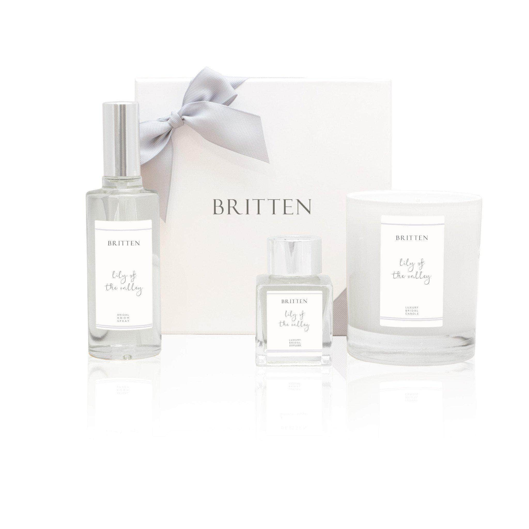 Lily Of The Valley Bridal Scent Gift Set