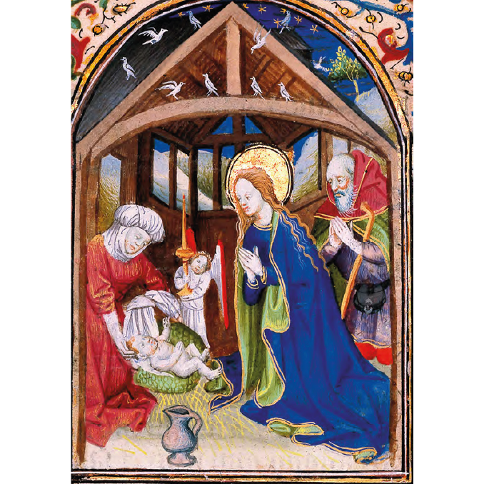 Featured image for the project: Nativity with Jug