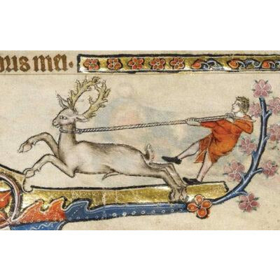 Featured image for the project: The Macclesfield Psalter - Christmas notecard pack