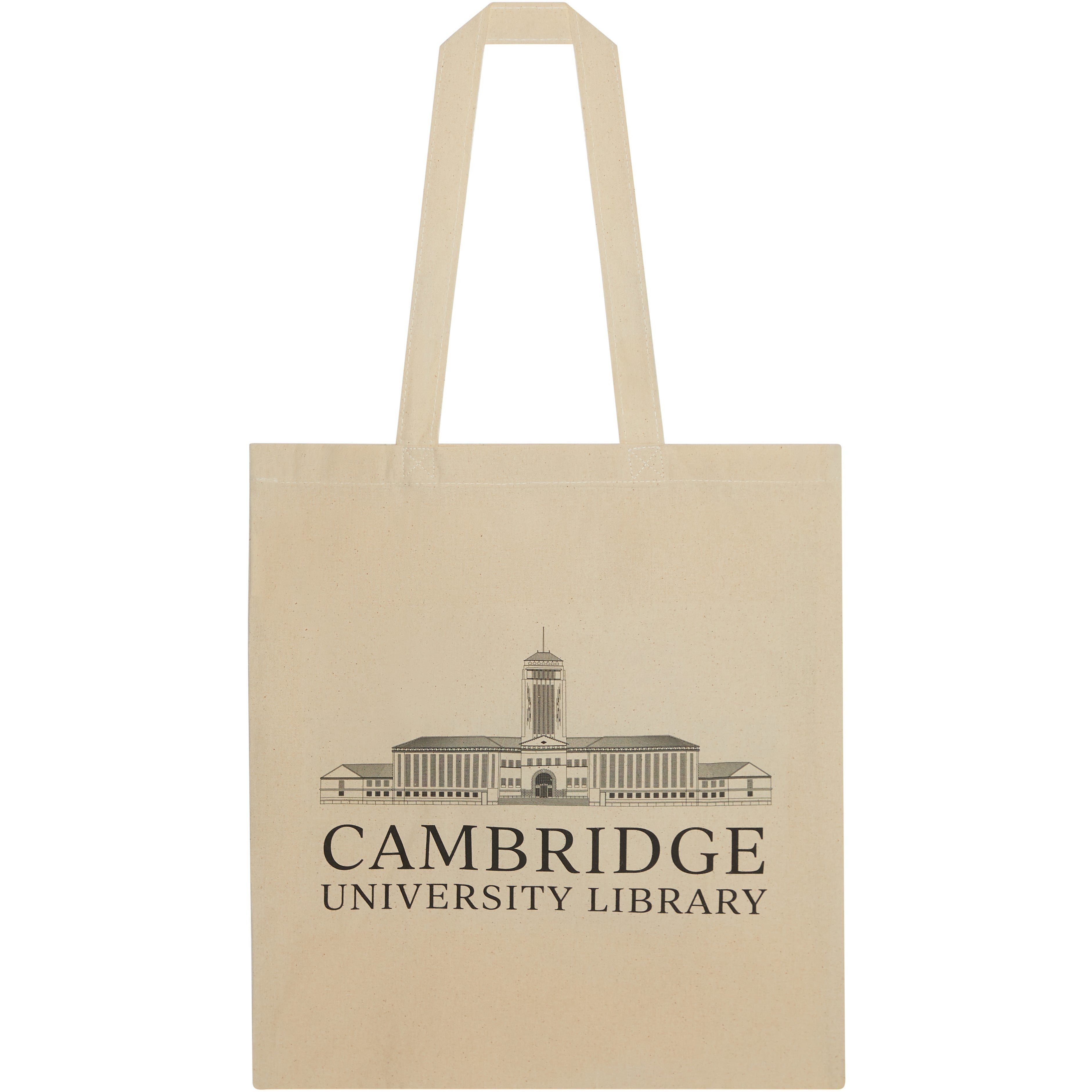 Featured image for the project: Cambridge University Library Illustration -Tote bag