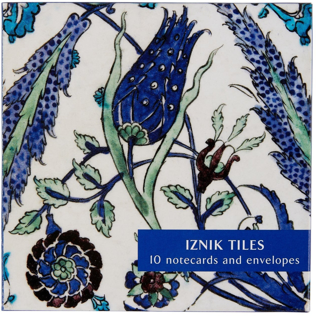 Featured image for the project: Iznik Tiles - Notecard pack