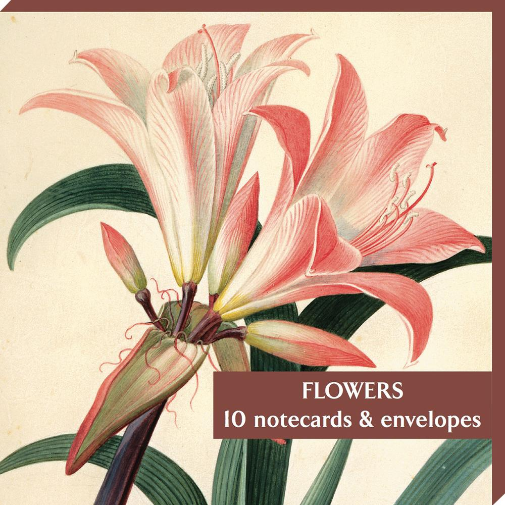 Featured image for the project: Mixed Flowers - Notecard pack