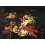 1000 piece jigsaw puzzle, Still Life with Lobster