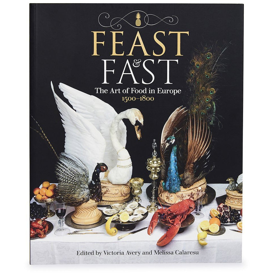 Featured image for the project: Feast &  Fast: The Art of Food in Europe: 1500-1800 - Catalogue