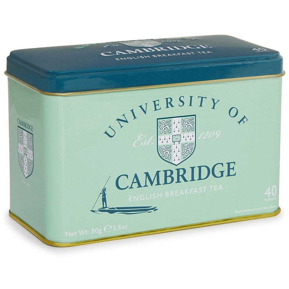 Featured image for the project: University of Cambridge - English Breakfast Tea