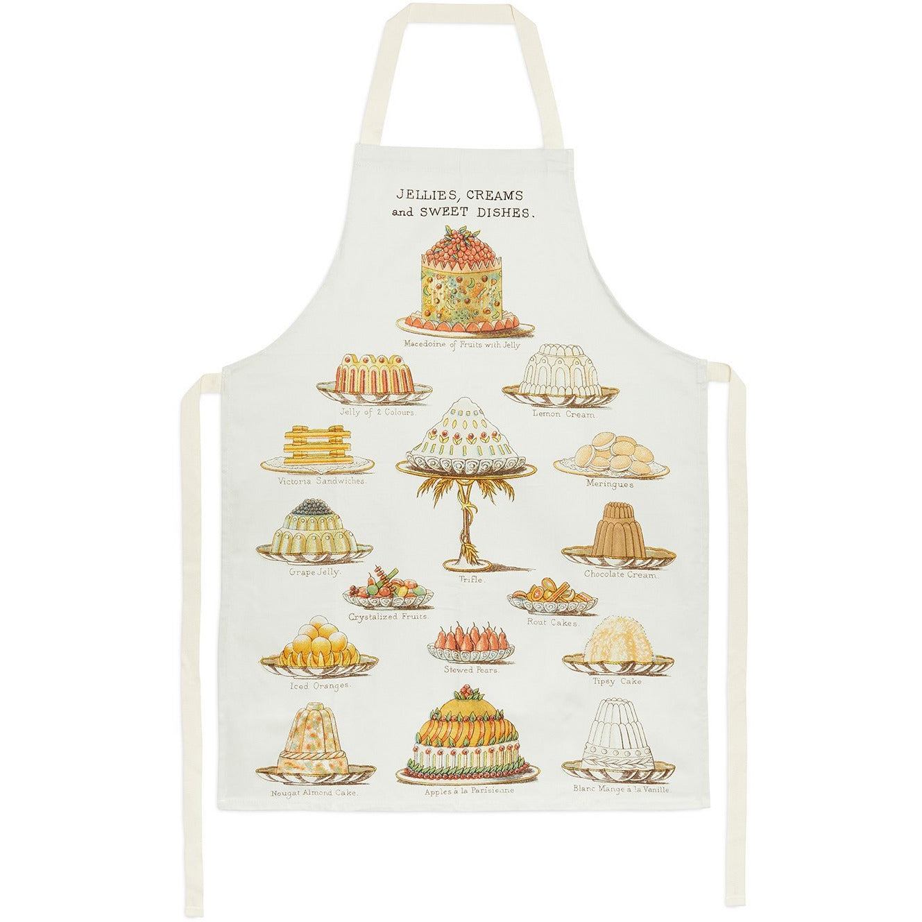 Featured image for the project: Mrs Beeton's Book of Household Management - Apron
