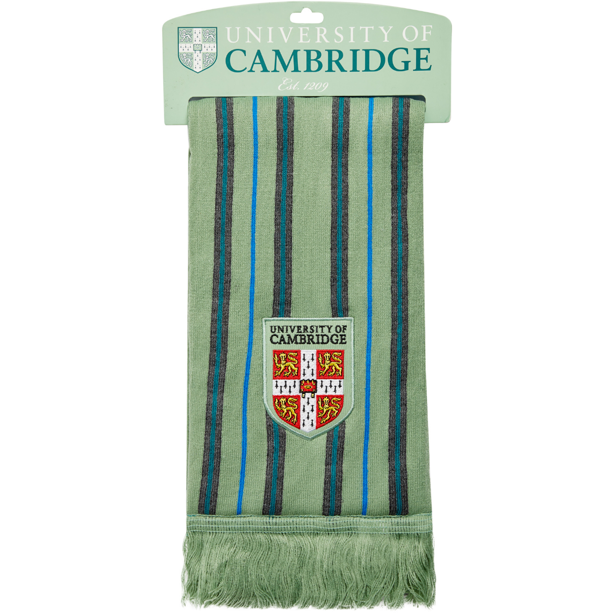 Featured image for the project: University of Cambridge Scarf