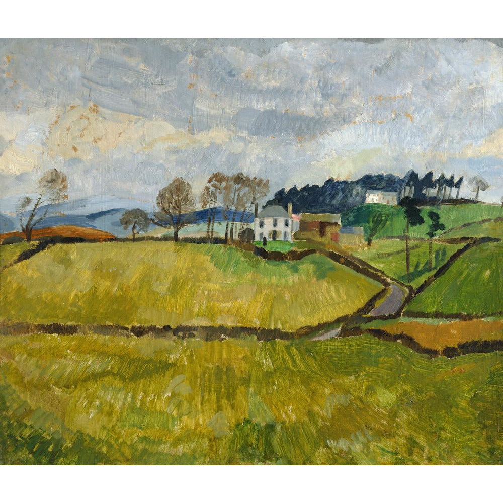 Featured image for the project: Cumberland Landscape (Northrigg Hill) - Art print