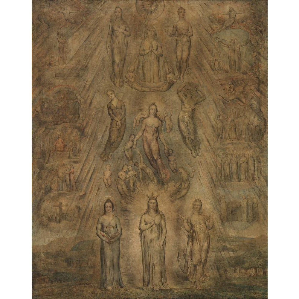 Featured image for the project: An Allegory of the Spiritual Condition of Man - Art print