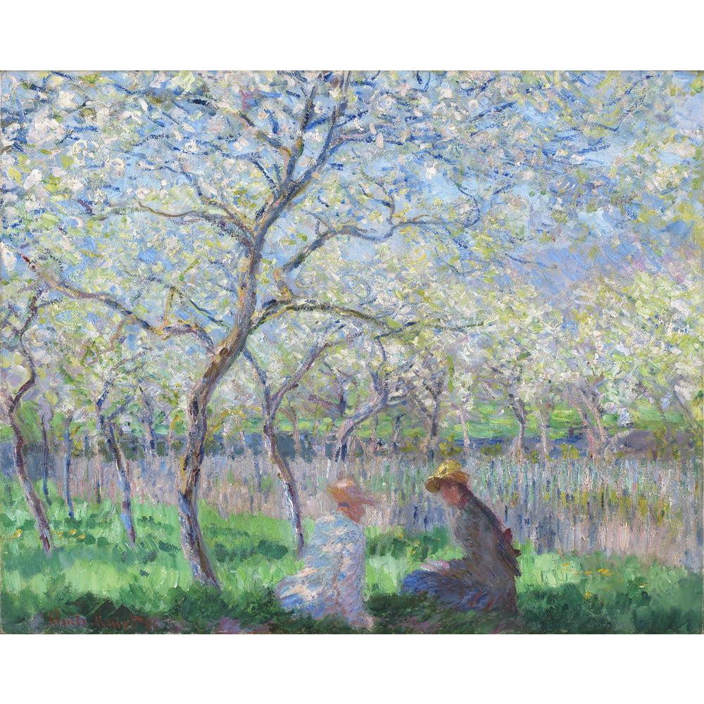Featured image for the project: Springtime - Art print