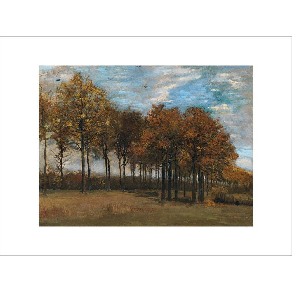 Featured image for the project: Autumn Landscape - Art print