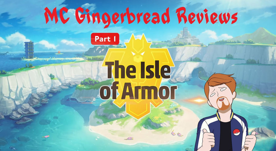 Review: Pokemon Isle of Armor
