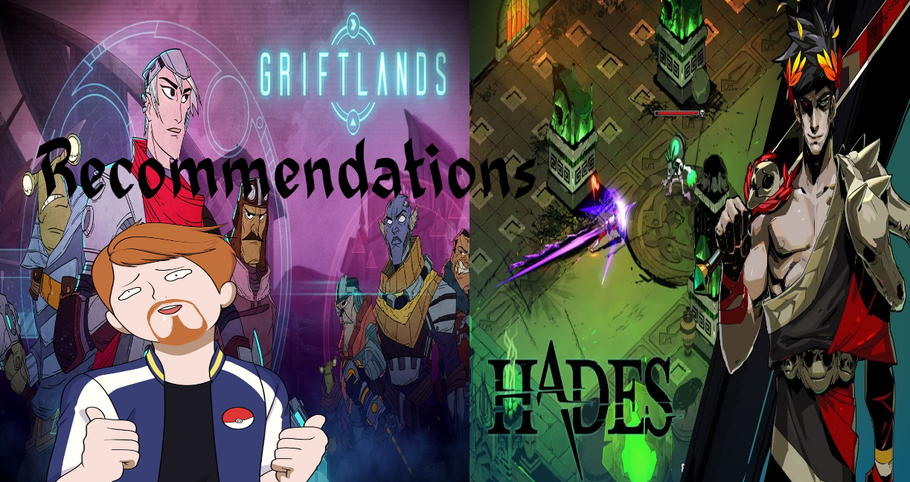 Indie Recommendations: Hades and Griftlands