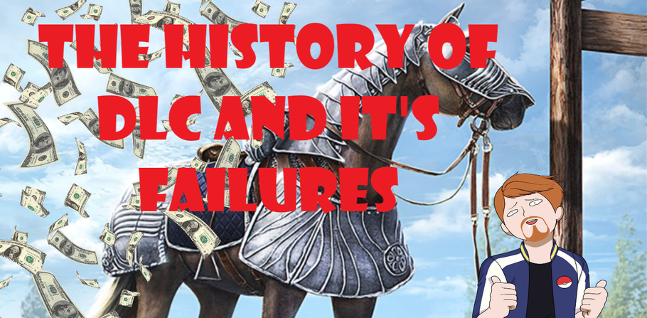 Downloadable Content, The History and the Failures