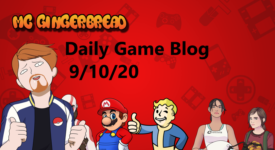 Daily Video Game News Blog 09/10/20