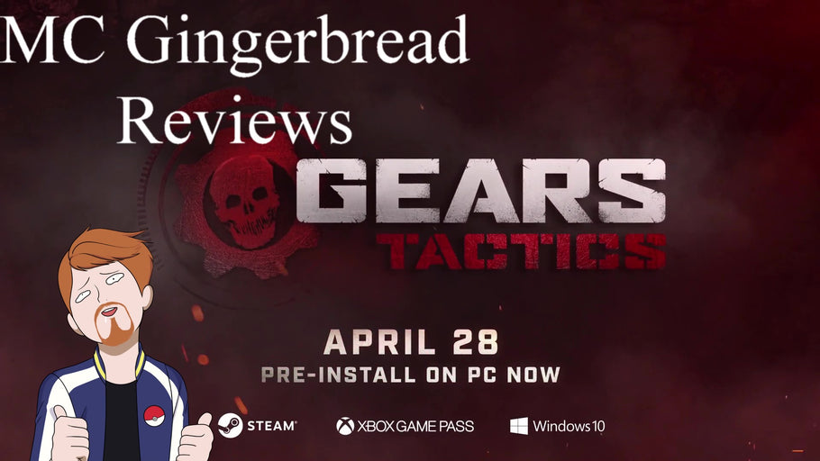 Review: Gears Tactics