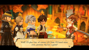 Bravely Default II - Switch