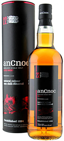 Ancnoc 22 Year Highland Single Malt Scotch Whisky