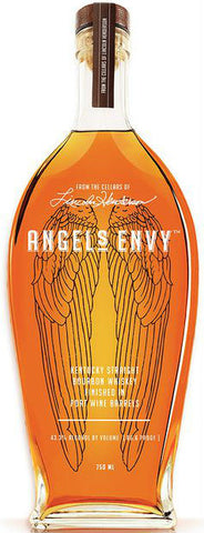Angels Envy Kentucky Straight Bourbon Whiskey Finished In Port Wine Barrels