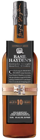 Basil Hayden 10 Year Kentucky Straight Bourbon Whiskey
