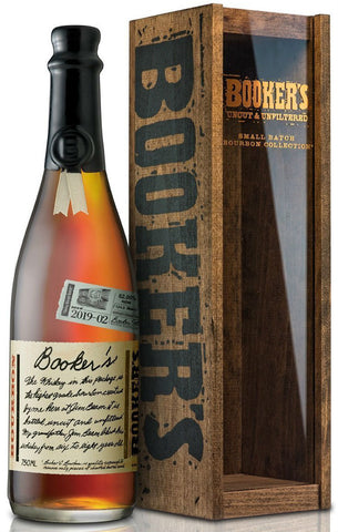 Booker's True Barrel Small Batch Straight Bourbon Whiskey