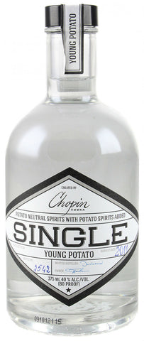 Chopin Single Young Potato Vodka 2011