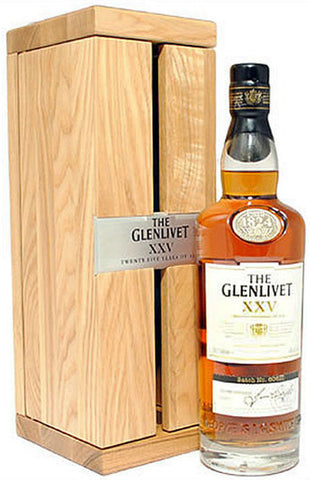 Glenlivet 25 Year Single Malt Scotch Whisky