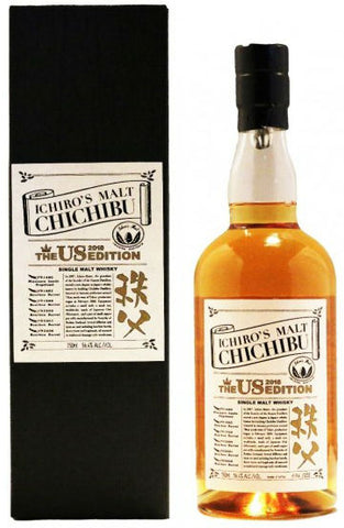 Ichiro's Malt Chichibu The US 2018 Edition Single Malt Whisky