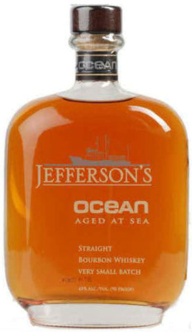 Jefferson's Ocean Aged At Sea Voyage 20 Kentucky Straight Bourbon Whiskey